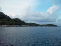 Natuna Islands in Indonesia