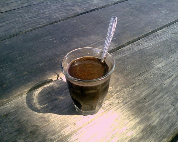 The famous coffee in Aceh