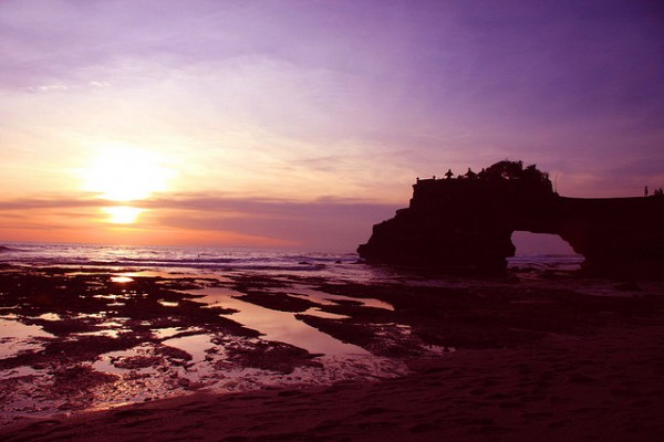 Karang Bolong Sunset