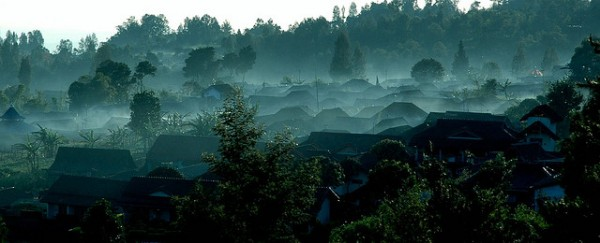 Settlement in Central Java