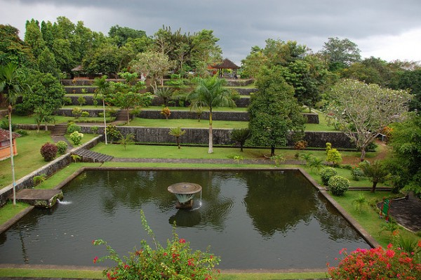 The King's Palace in Mataram
