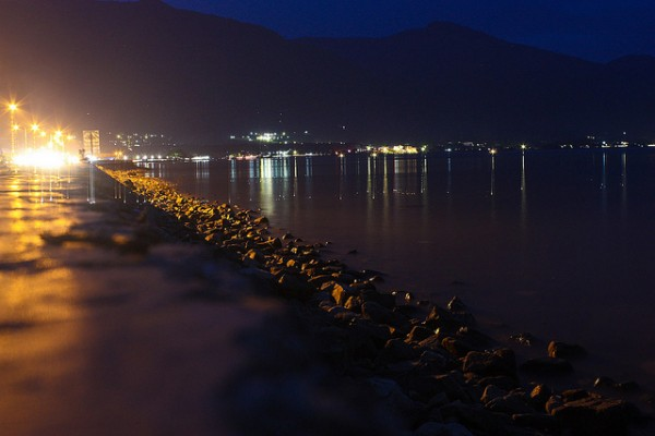 Seaside of Palu