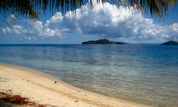 The Togean Islands in Central Sulawesi