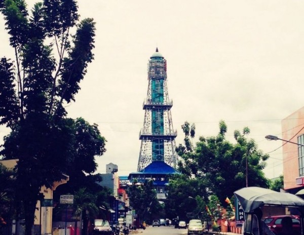 Tower of Majesty in Gorontalo