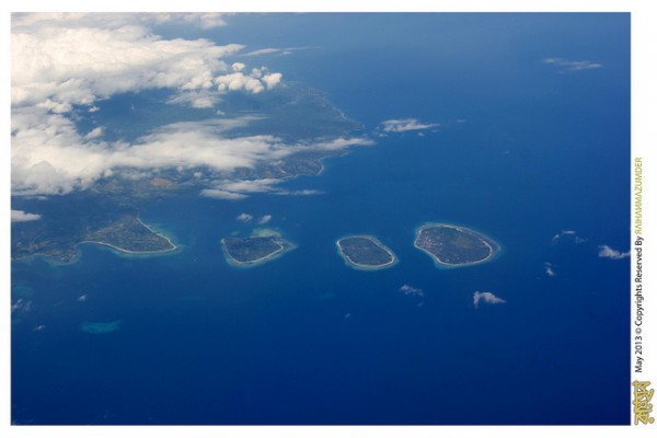 The Gili Islands in Lombok